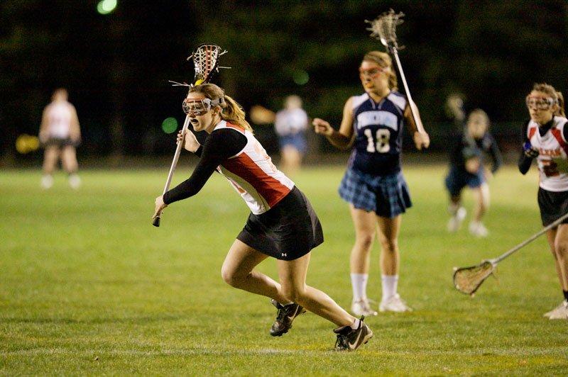 High Point Lacrosse >> McLean High School Girls Begin Lacrosse Season - Falls Church News-Press Online